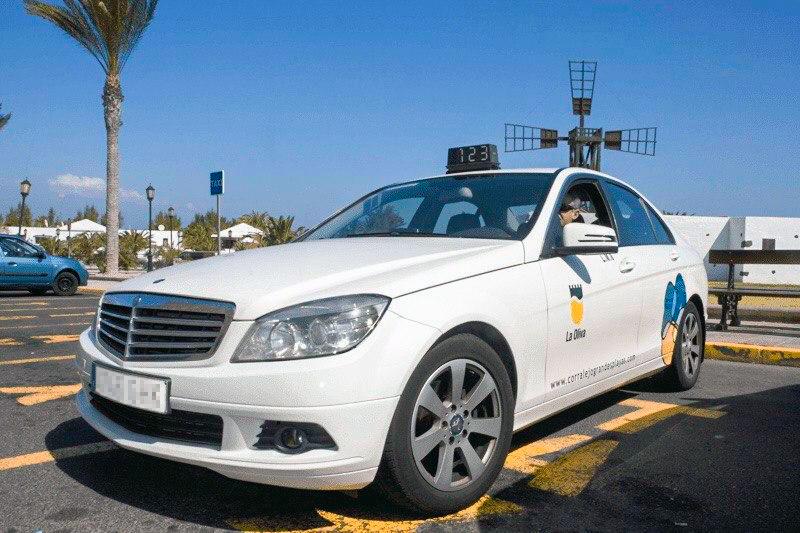 Taxis cómodos, rápidos y puntuales